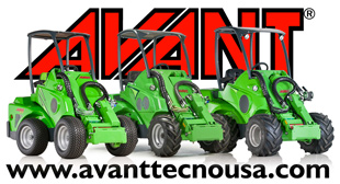 Avant Tecno USA is a designer and manufacturer of compact multi-functional Avant wheeled loaders.