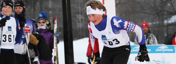 WI High School Nordic Skiing Distance Championships
